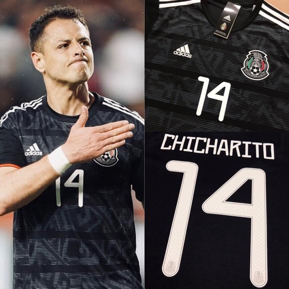 d80c01640 adidas Shirts   Javier Hernandez Mexico Chicharito Soccer Jersey ...